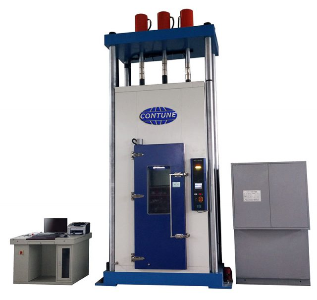 Thermal-mechanical tester
