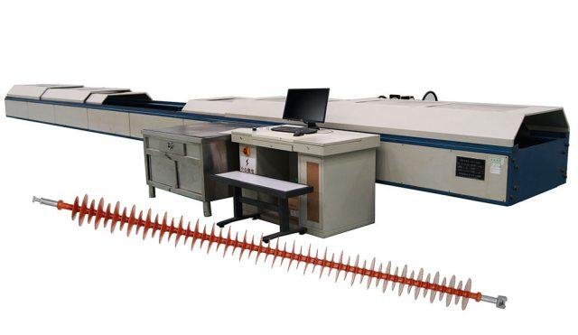 Horizontal Tensile tester of insulator