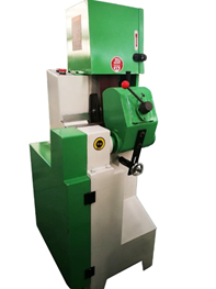 FRP Rod sanding machine for production of silicon rubber insulator